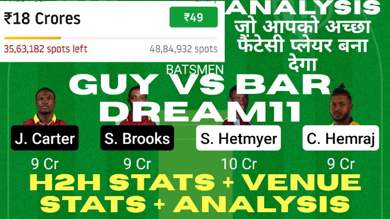 Picture 1 from CricInformer (Tips and Teams of Dream11) 2021-02-08 14:45:12